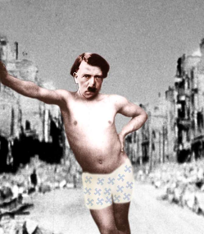 Hitlers sexual life by derkill on DeviantArt