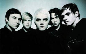 My Chemical Romance Blue by billytgirl