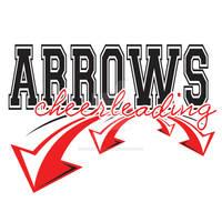 2013 Arrows Cheerleading Design 2