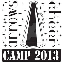 Arrows Cheerleading Camp 2013 Front