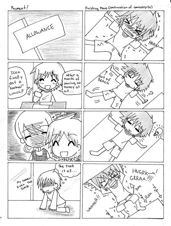 Comic Strip 21 By Otamegane