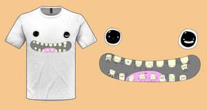 the t-shirt itself.