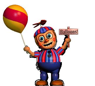 how to draw balloon boy full body