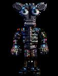 Adventure Endoskeleton 2 full body