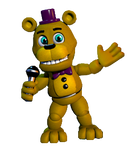 adventure Fredbear full body