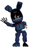 Adventure withered bonnie full body