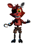 Adventure withered foxy full body*request*