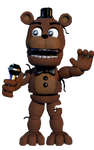 Adventure withered freddy full body *request*