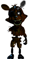Adventure phantom foxy full body