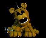 Adventure Golden Freddy full body