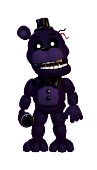 Adventure Shadow Freddy Full Body By Joltgametravel On