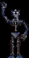 Endoskeleton 1 full body