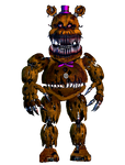 Nightmare fredbear full body *thank you image*