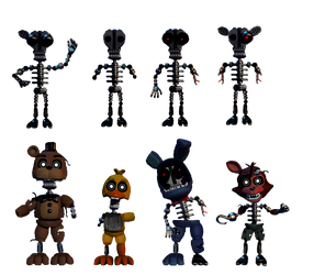 Fnaf Fan Game Creator