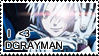 D.grayman stamp by WickedRin