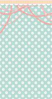 Free Custom Box Background: Ribbons