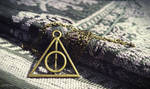 Free Background - Deathly Hallows by SleeplessSouls