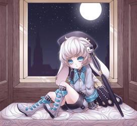 Gift: silvi-silvi by SleeplessSouls