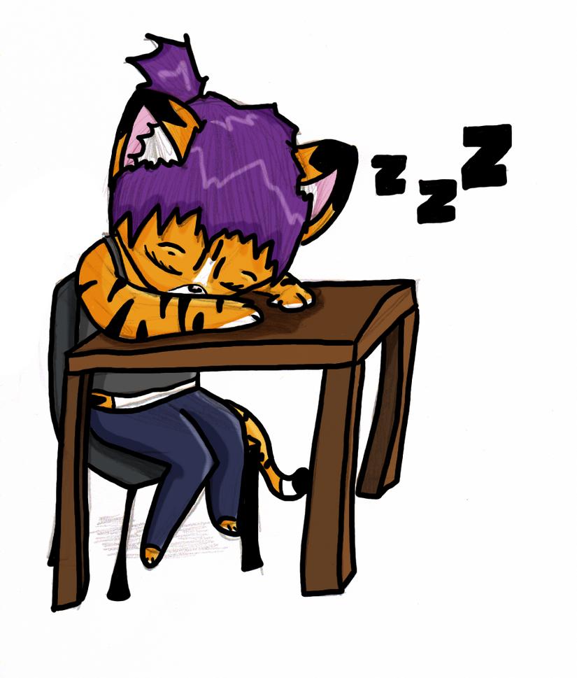 Sleepy Head Jae by KelsMcQuillen