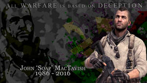 John 'Soap' MacTavish