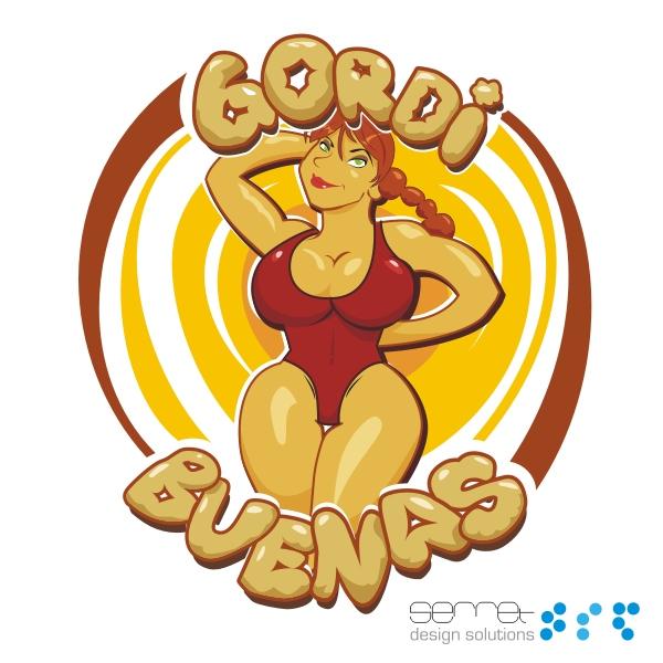 Gordi Buenas logo by DavidSerret