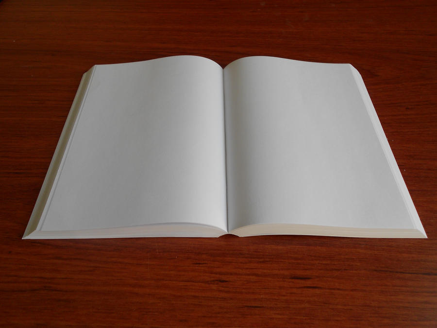 blank book free stock 13 by davidserret - Free Book Images