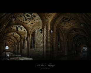 Jalil Khayat Mosque by Aloony89
