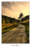 Road of The Setting Sun by zozzy1980