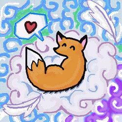 Little Kitsune by Feimi