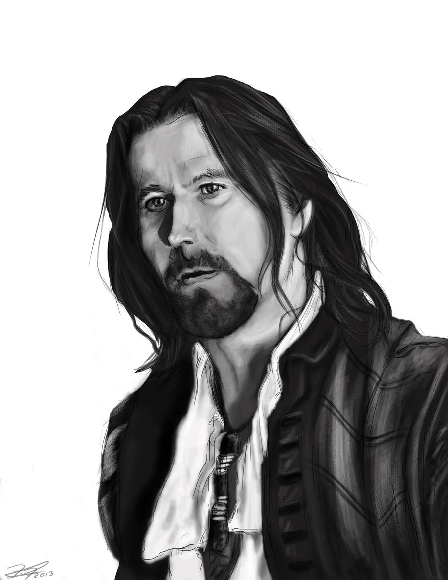Rev. Arthur Dimmesdale (Gary Oldman) by thacitathueni on ...