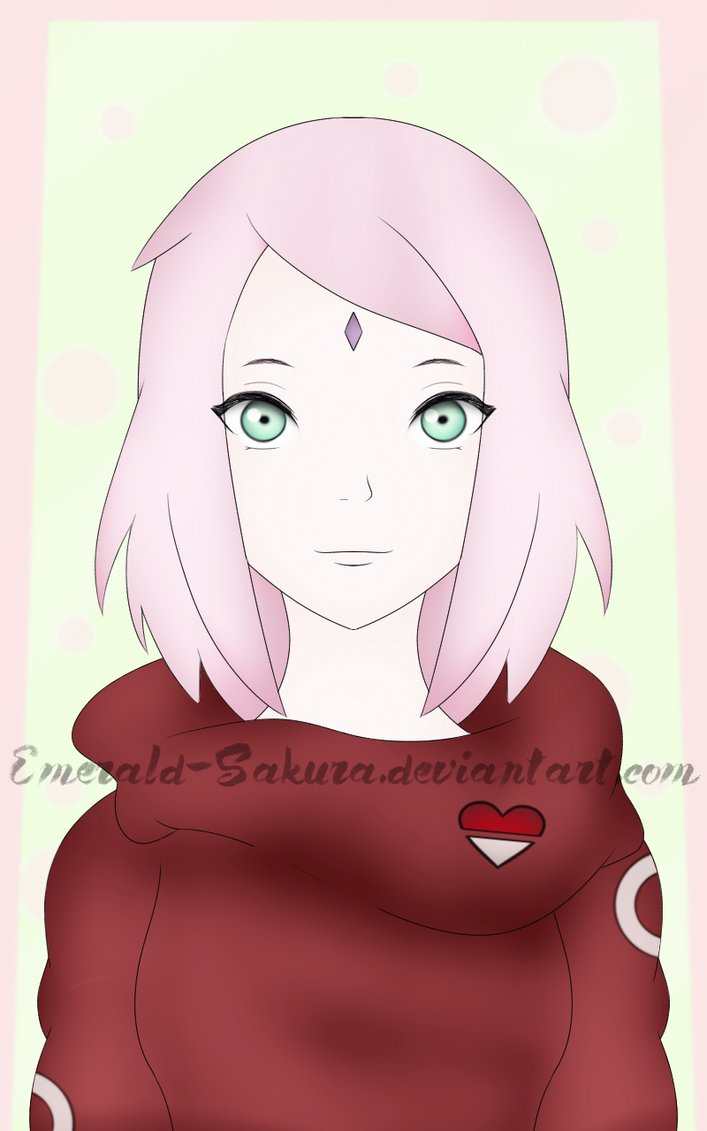 Winter Sakura by Emerald-Sakura