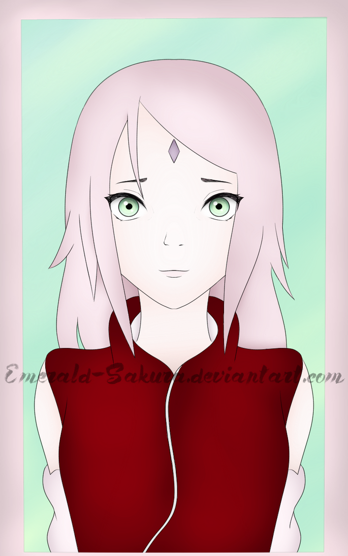 Attempt ~ Sakura from Naruto Gaiden by Emerald-Sakura