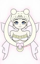Neo Queen Serenity by Emerald-Sakura