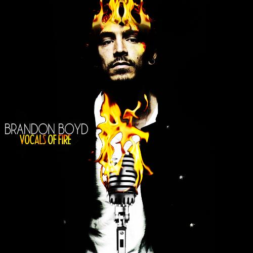 boyd brandon wallpaper. Brandon Boyd On Fire. by ~DesiresThis on deviantART