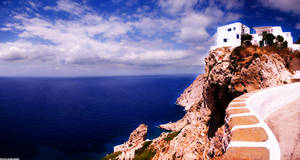 Folegandros by puzzleheaded