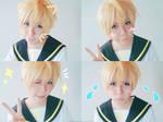 Hello I am Len by MyNameIsEleanor