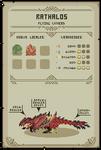 Pixel Hunter World: Rathalos