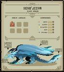 Pixel Hunter World: Xeno'jiiva by EarthmasterIndustry