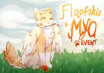 Free Floofskis MYO Event Closed by CattyAngel