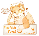 Floofskis Event-Art contest Closed by CattyAngel