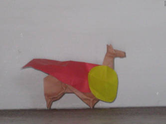 Spartan Llama by Pingo1387