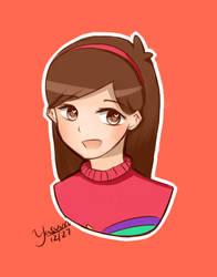 Fanart| Mabel by yasuuri
