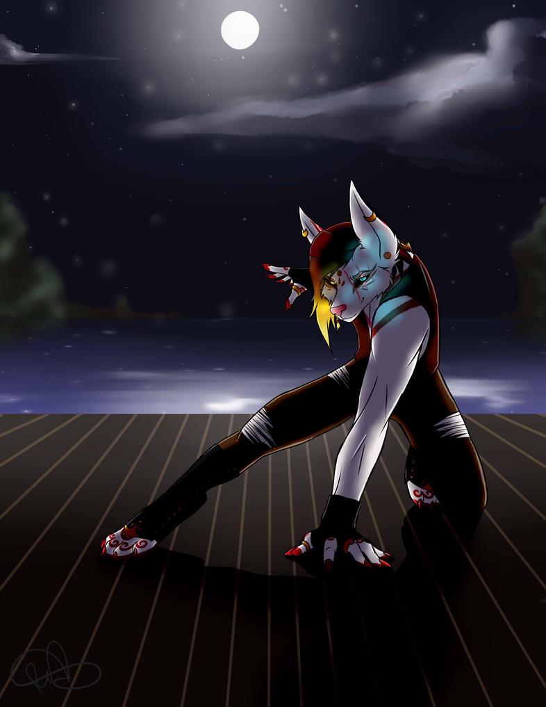 Spirit Pirate by RenShadowLily