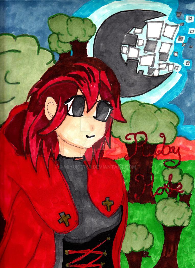 Ruby Rose by Miyuki3769