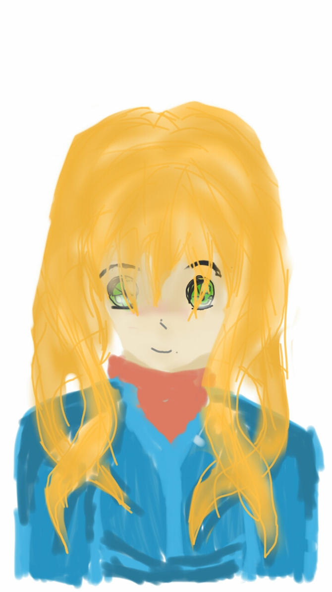 Finger painting XD by Miyuki3769