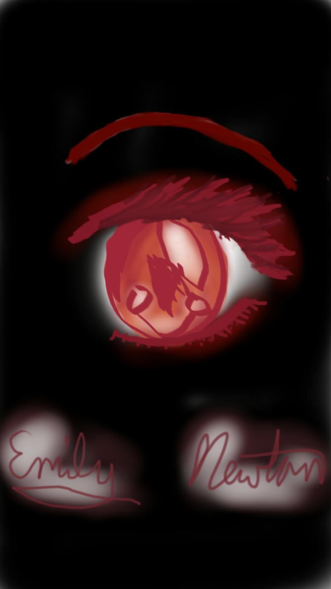 The Ember Eye by Miyuki3769