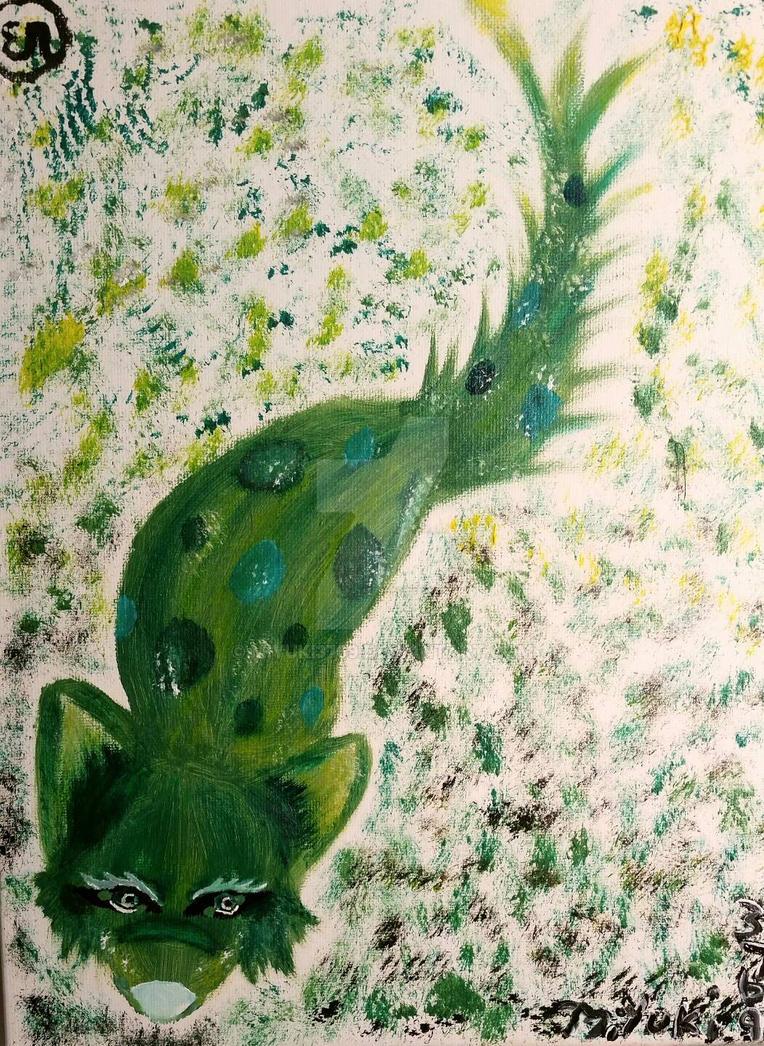 Lira - Spirit of the Wolf  by Miyuki3769