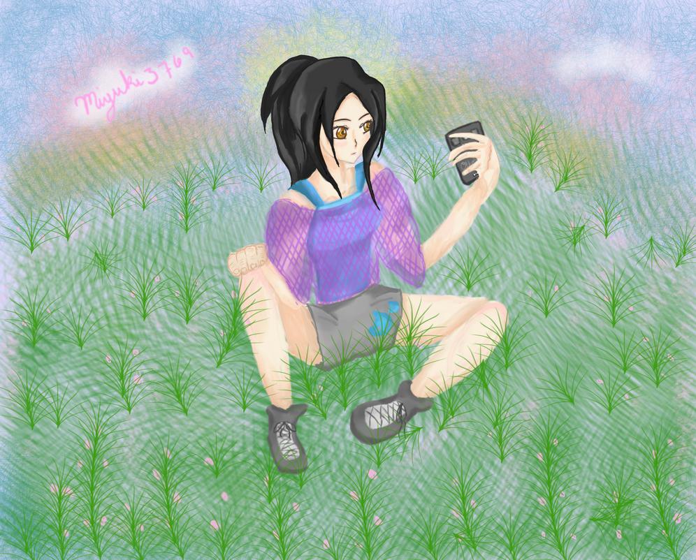 Yuu (Contest) by Miyuki3769