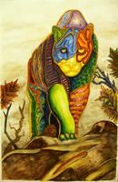 Technicolor Puma by reptileweirdo90