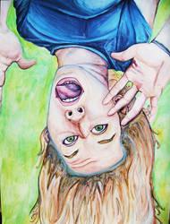 Crazy Abby by reptileweirdo90